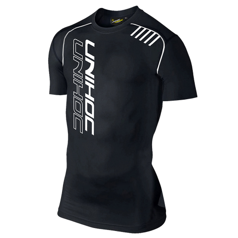 Unihoc Compression Shirt - Short Sleeve - DekGoalie