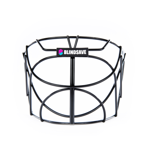 BLINDSAVE cat-eye grill - DekGoalie
