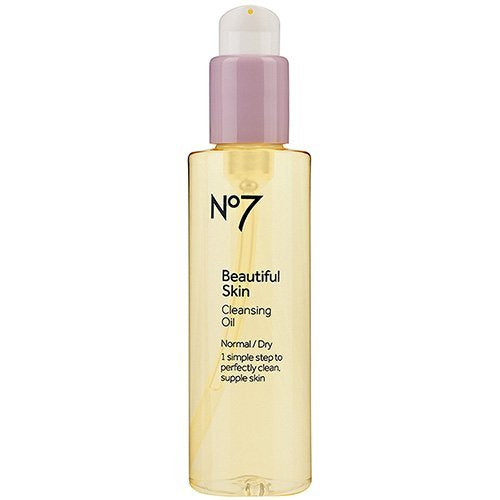 Boots No7 Beautiful Skin Cleansing Oil - Normal/Dry