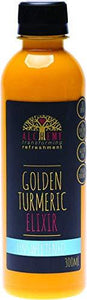 Golden Turmeric Elixir (Unsweetened, 300 ML) Unsweetened