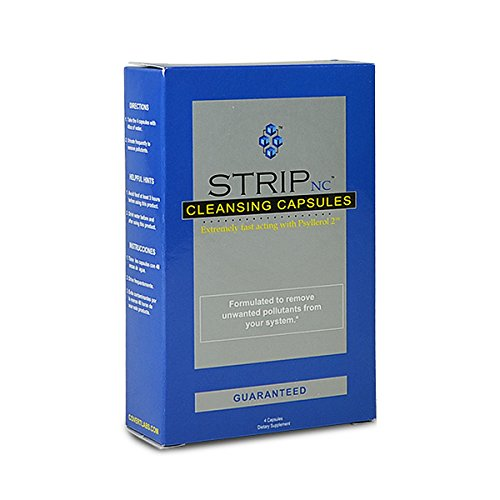 Strip NC Cleansing Capsules - 4