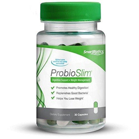 ProbioSlim, 30 Capsules Per Bottle (Pack of 4)