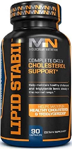 Molecular Nutrition Lipid Stabil, 90-Capsules One Size