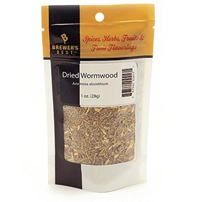 Dried Wormwood - 1 oz.