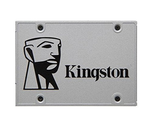 Kingston Digital SSDNow UV400 240GB 2.5-Inch SATA III SSD (SUV400S37/240G) Single Drive