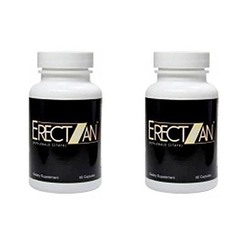 Erectzan 2 Month Supply Male Enhancement Pills