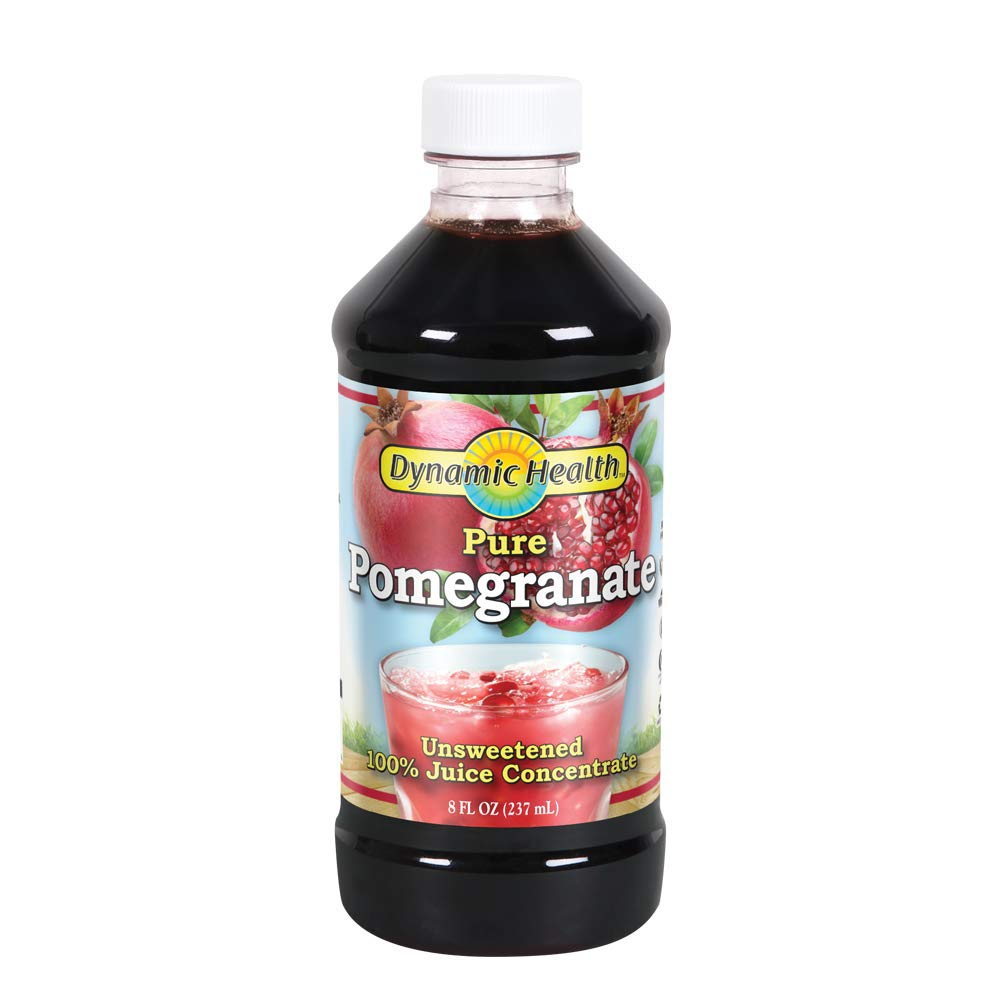 Dynamic Health, Pomegranate Juice  Concentrate, 8-Ounce