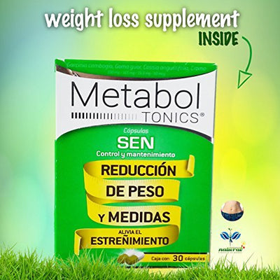 Metaboltonics Sen Weight Control Relieves Constipation by Metabol Tonics
