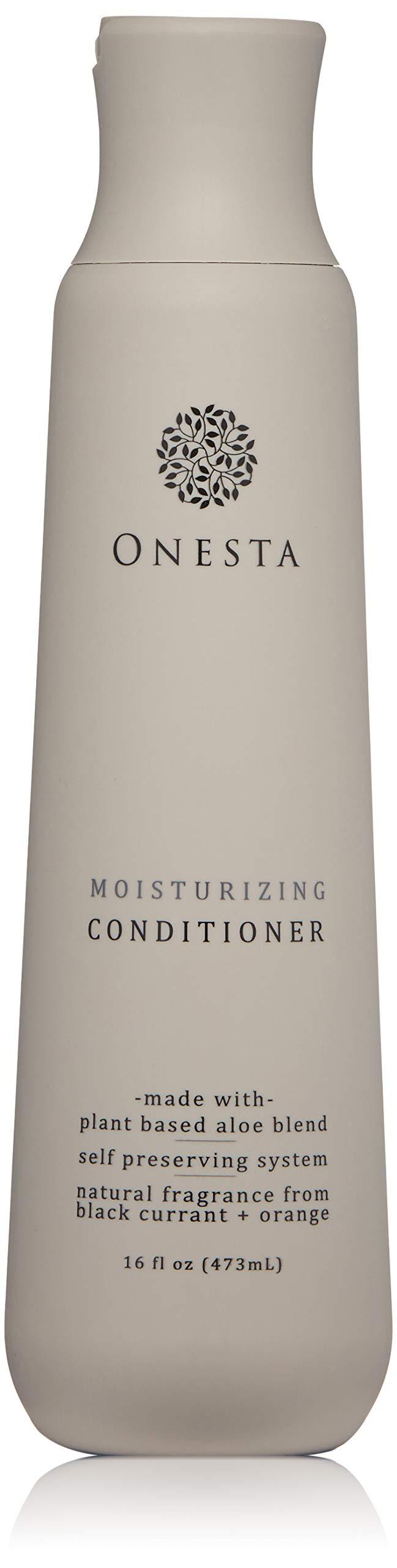 Onesta Hair Care Hair Natural Moisturizing Conditioner, 16 Fl Oz 16 Ounce