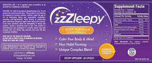 #1 Best Recommended Sleeping Pills For Insomnia Relief | Relax & Fall Asleep Fast | 100% All-Natural Sleep Formula | Non-Habit Forming Sleeping Pill For Women & Men | Maximum Strength Aid For A Deep Sleep | Doctor Recommended | Safe & Effective | Elimi...