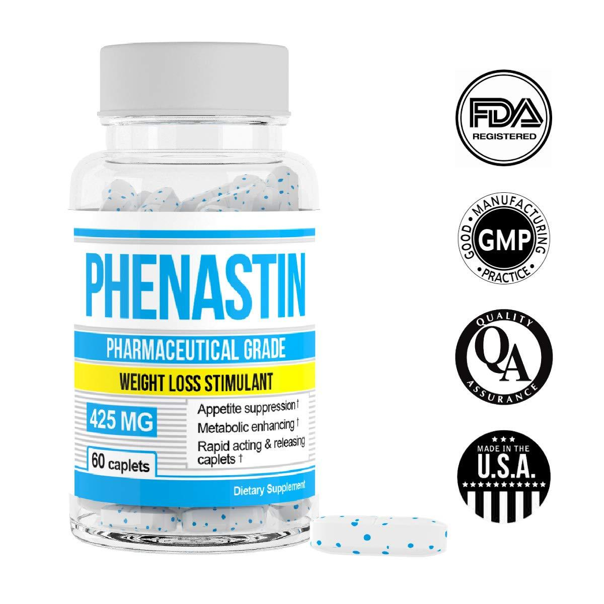 Phenastin - Diet Pills Extra Strength Weight Loss Aid Formulated for Men and Women