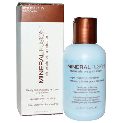 Eye Makeup Remover, 3.4 oz by Mineral Fusion