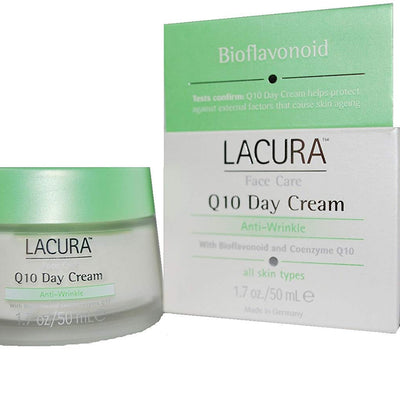 Lacura Day Face Cream Q10 Anti-Wrinkle