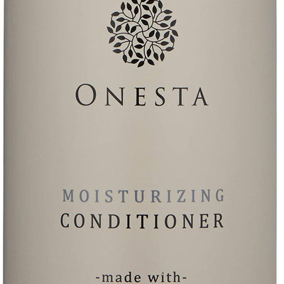 Onesta Hair Care Hair Natural Moisturizing Conditioner with Aloe, Avocado Butter, Hemp Seed Oil 32 oz