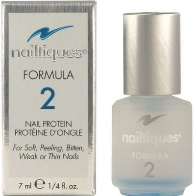 Nailtiques Formula 2 Nail Growth Formula, 0.25 Ounce 0.25 oz.