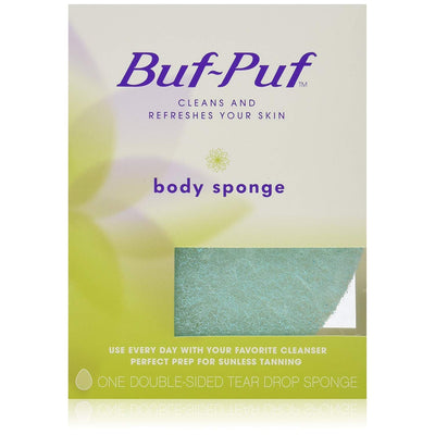 Buf-Puf Buf-Puf Body Sponge, 1 each (Pack of 2)
