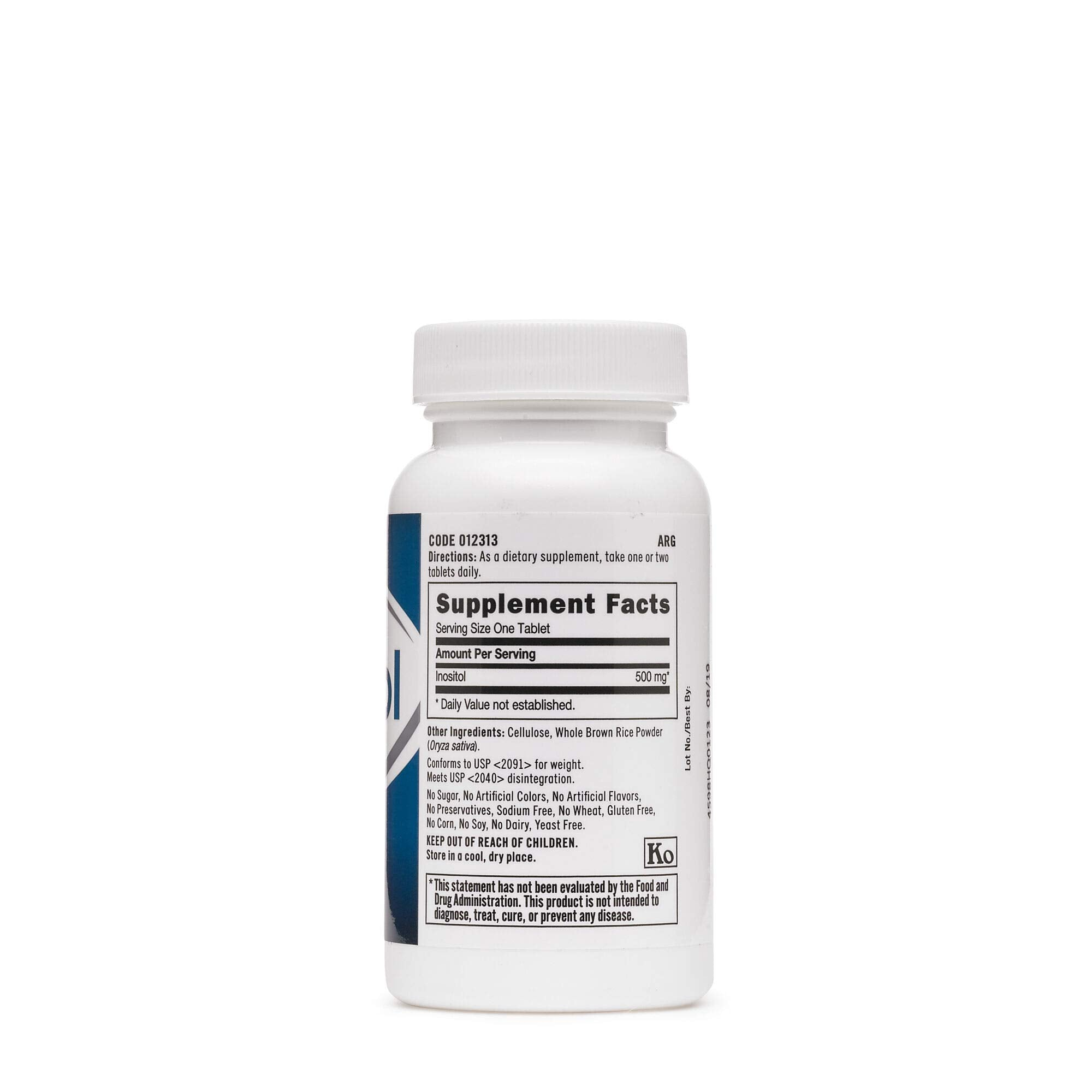 GNC Inositol 500 MG