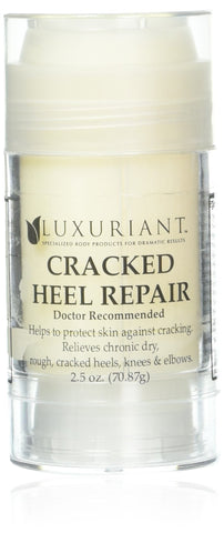 Cracked Heel Repair OTC 2.5 oz with Tolnaftate  Dimethicone
