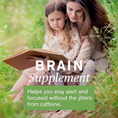 Nature's Sunshine | Focus Supplement with Magnesium L-Threonate Supports Brain Function and Naturally Encourages Greater Focus, Energy, Memory, and Clarity 90 Capsules