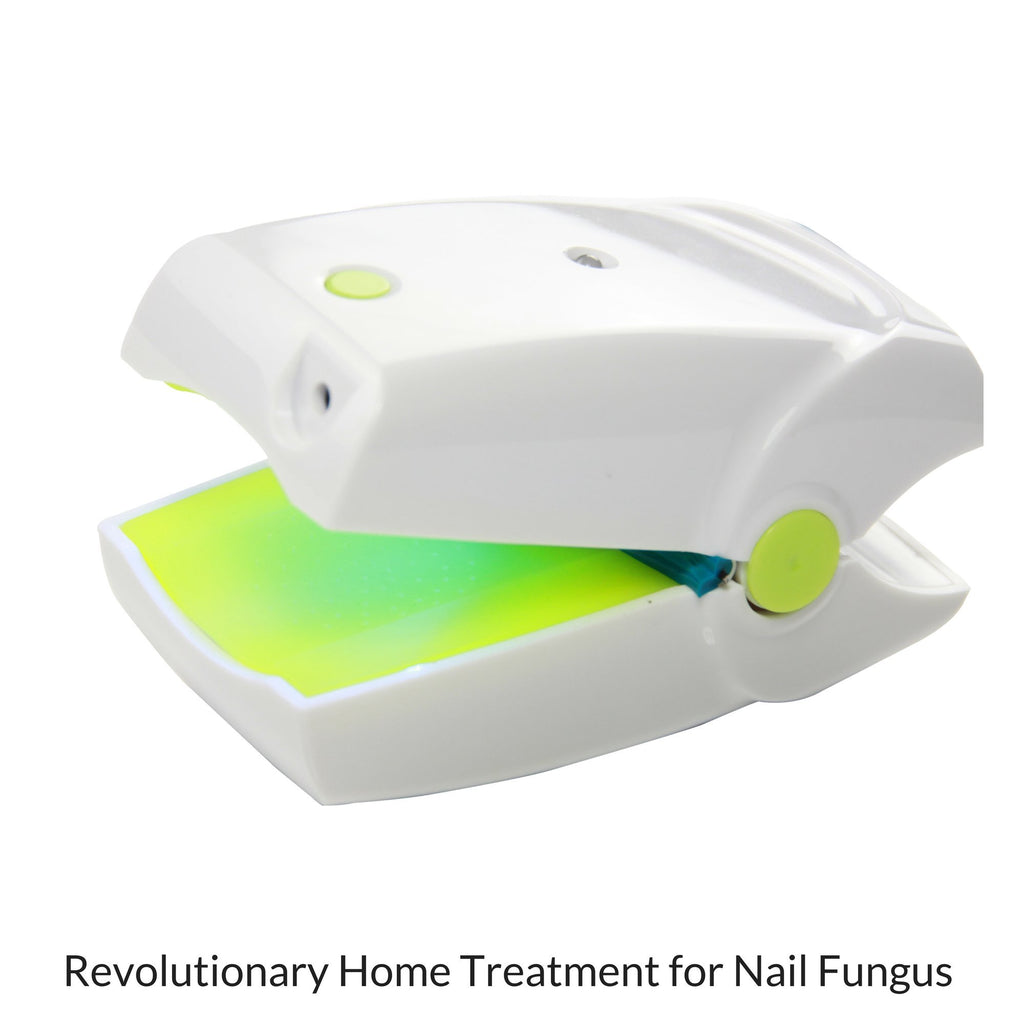 *New* Highly Effective Cherrish Rechargeable Nail Fungus Laser Treatment Device for Onychomycosis Cure. This Instrument is for Home use and Treats Nail Fungus and infections.