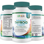 #1 Best Advanced THYROID Support - With Iodine - Boosts Metabolism + Naturally Increases Energy & Focus + Helps Weight Loss + Improves Mood Swings + Supports Immune Function. 100% Money Back Guarantee