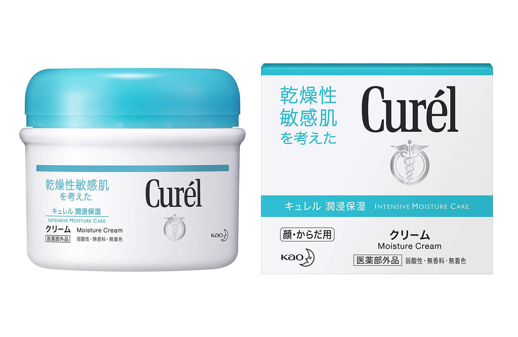 Curel JAPAN Kao Curel | Skin Care | Moisture Cream 90g