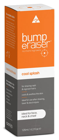 Bump eRaiser Cool Splash, 4.2 Ounce