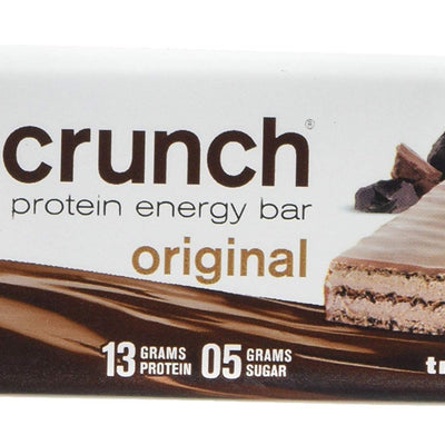 Power Crunch Triple Chocolate, Bar, 1.4 Ounce (12 Count) 1.4 Ounce (12 Count)