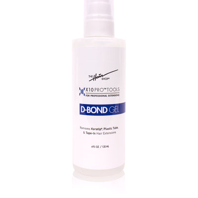 X10 Pro-Tools Keratin Glue Fusion Pre Bonded U-Tip D-bond Gel Remover For Super Or Regular Keratip