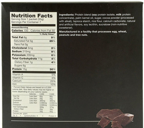 Bariatric Food Direct Chocolate Coated Soy ProtiSnax Puffs