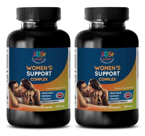 Mood Support Supplements - Womens Support Complex -4362