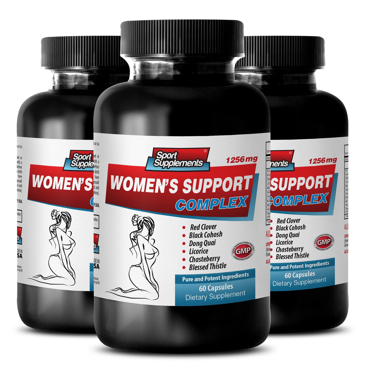 Immune System Recovery Plan - Womens Support Complex -1597