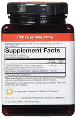 Youtheory Turmeric Extra Strength Formula Capsules 1,000 mg per Daily