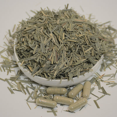 Lemon Grass Capsules