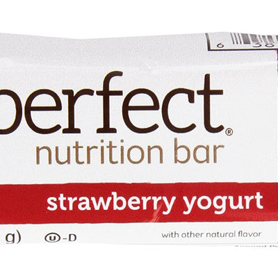 Zone Strawberry Yogurt Nutrition Bar, 1.76 oz