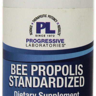 Progressive Labs Bee Propolis Standardized Supplement, 60 Count