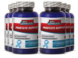 saw palmetto capsules - Prostate Support - top prostate support supplement to maintain positive mood and support sexual function (6 bottles 360 capsules)
