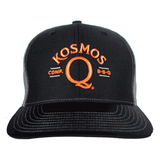 Kosmos Q Black and Grey Hat