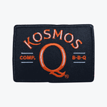 Kosmos Q Iron On Patch