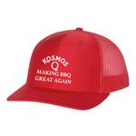 Making BBQ Great Again Hat