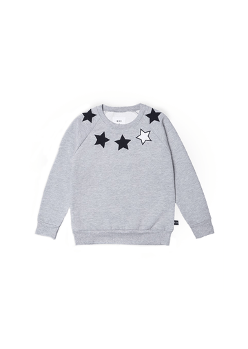 star sweatshirt Sweater Huxbaby