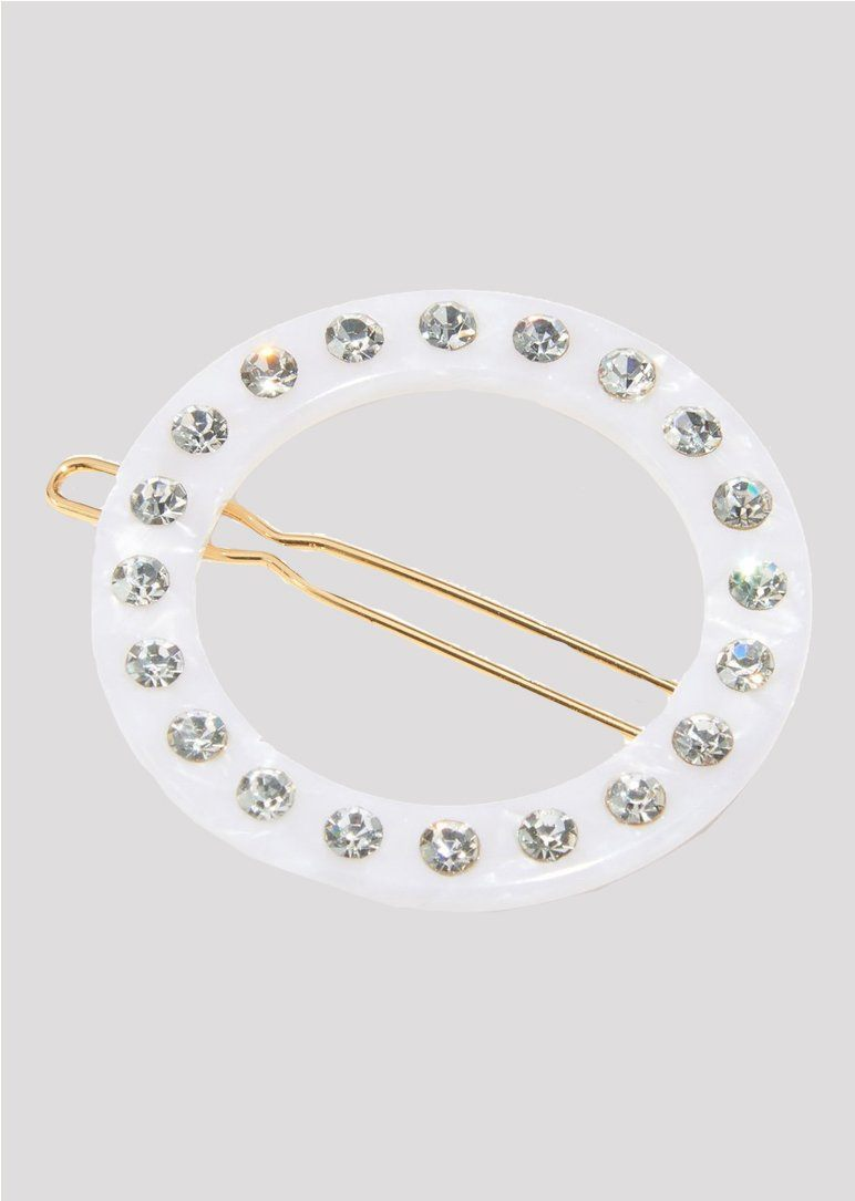 circle barrette Accessory Lele Sadoughi