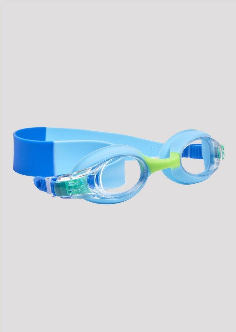 water blue goggles Swim Bling2o