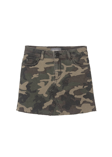 Jenny Toddler Skirt - Camo Bottom DL1961