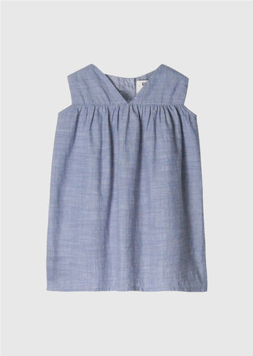 chambray dress Dress Go Gently Nation