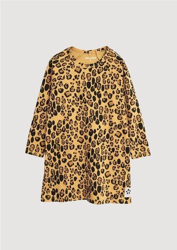 leopard dress Dress Mini Rodini