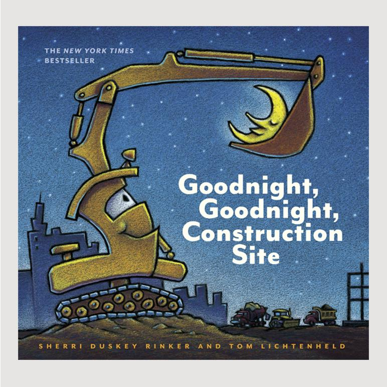 goodnight, goodnight construction site Book Chronicle Books