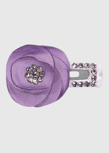 lilac daisy clip Accessory River and Rosy