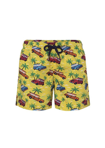 Road Trip Swim Shorts Swim Sunuva
