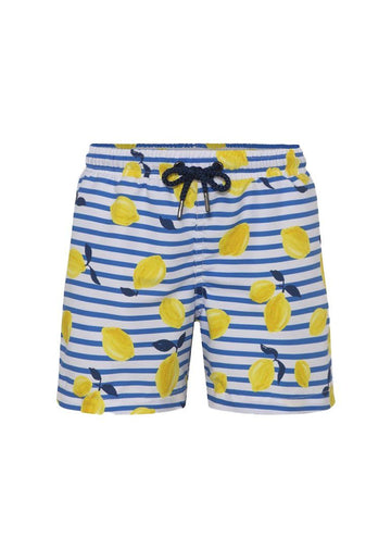 Sicilian Lemon Swim Short Swim Sunuva